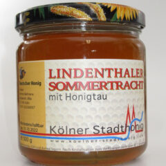 Honigtau oder Waldhonig in der Sommertracht